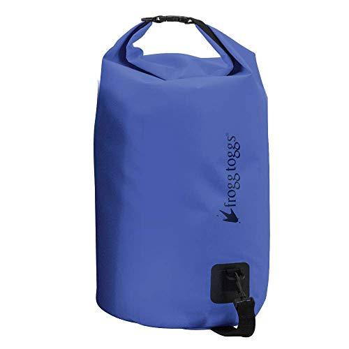Frogg Toggs Ftx Gear PVC Tarpaulin Waterproof Dry Bag with Cooler Insert, Blue, 30-Liter