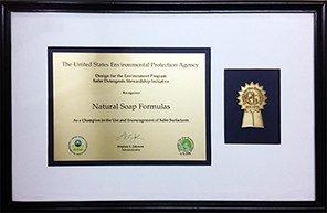 KD Gold All-Purpose, Non-Toxic, Biodegradable, Liquid Soap Concentrate 1 Quart (32 oz)