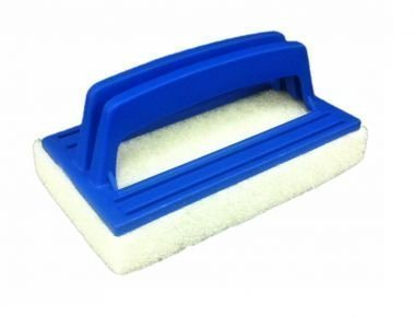 Scrubbing Brush for Spas and hot tub cleaning WATERLINE SCRUBBER