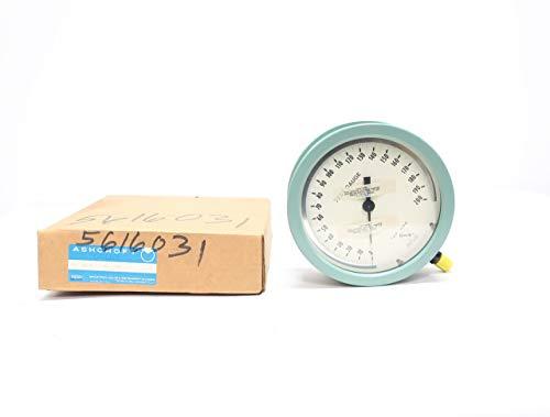 ASHCROFT 60-1082-AS-02L-200 Pressure Gauge 5-1/2IN 1/4IN NPT 0-200PSI