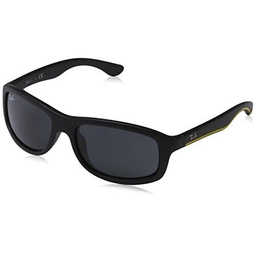 156169187b Durable Modelando Ray-Ban Gafas de sol Junior Sun Negro, 50 - www ...