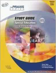 sped praxis study material Special education: core knowledge study guide (praxis study guides) [educational testing service] on amazoncom free shipping on qualifying offers complete with a targeted review of all the material on the selected praxis exam in addition to a full-length practice test.