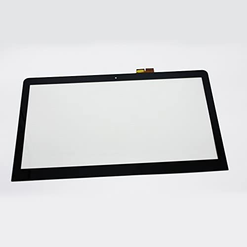 EJTONG New for Sony vaio SVF14A Series SVF14AC1QL SVF14A15CXB SVF14A15CXB SVF14A16CXB SVF14A13CXB SVF14AA1QU SVF14A190X SVF14A16CLB SVF14A16SCP SVF14A18SCP Touch Screen digitizer with Bezel