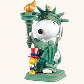 Patriotic Pals 11th In Series 2008 Hallmark Keepsake Orna...