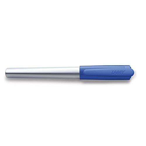 LAMY nexx Medium Nib Fountain Pen - Blue