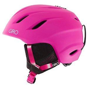 Giro Era Snow Helmet - Women's Matte Magenta Fade - Price Velocity Goggles
