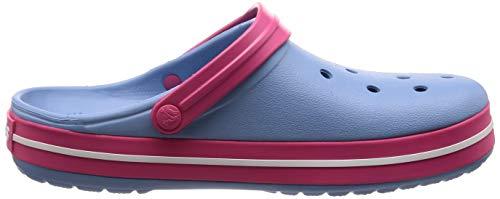 Crocband Mehrfarbig Unisex Clogs erwachsene chambray Crocs Blue Pink paradise qE1p7