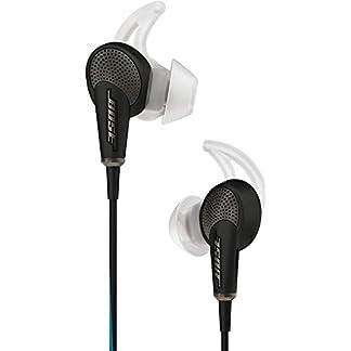 Bose QuietComfort 20 In-Ear-Kopfhörer (Acoustic Noise Cancelling, geeignet für Apple Gerät, 3,5 mm Klinkenstecker, 1,32 m Kabellänge) schwarz 8