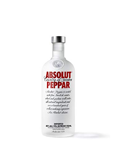 Vodka Absolut Peppar, 750ml