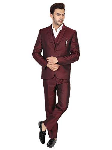 GVC Men's 3-piece Suit