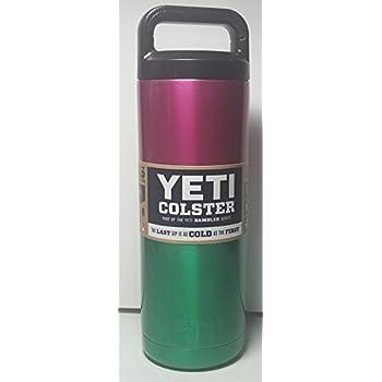 Amazon Com Yeti Custom Powder Coated Rambler Stainless