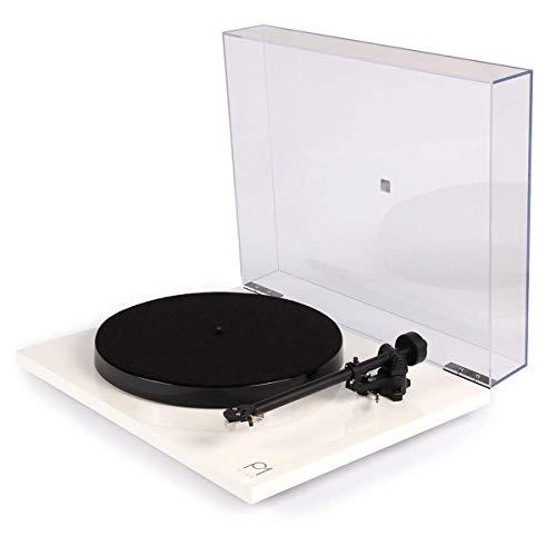 REGA Planar 1 Plus Turntable in White (Turntable Record Player Rega)