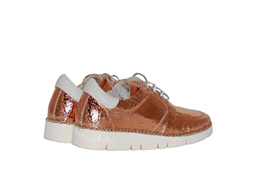 Sneakers Turnschuhe aus Leder Slipper Sportlich Damen RIPA shoes - 02-5937