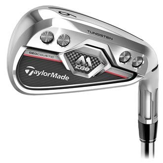 TaylorMade M-CGB Individual Iron - Steel Right Sand Wedge Steel Regular Steel (Stock) by TaylorMade
