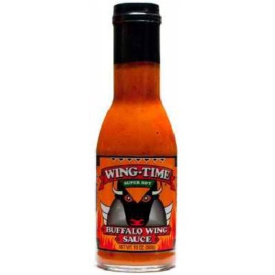 Wing Time Sauce Wing Buffalo Hot