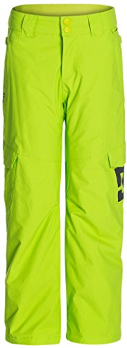 DC Shoes Boy's Banshee K 15 Snow Pants Lime Green 14 from DC