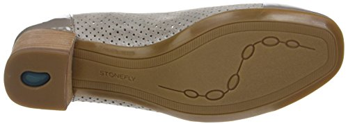 Taupe 2 Femme Stonefly II 423 Escarpins Gris Lory Ewggvx4qY