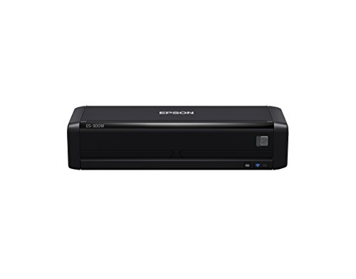 Epson WorkForce ES-300W Wireless Color Portable Document Scanner with ADF for PC and Mac, Sheet-fed and Duplex Scanning by Epson (Image #2)