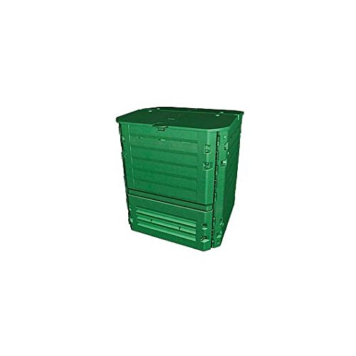 Compostador thermo-king Graf 600 l: Amazon.es: Jardín