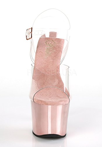 Clr Chrome Sandalias rose Mujer Gold Pleasersky308 c hpch 0IwqSvS