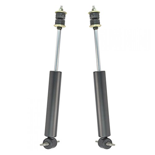 Front Shock Absorber Pair Set of 2 for Chevy Dodge Ford GMC Mercury Severe Duty ()