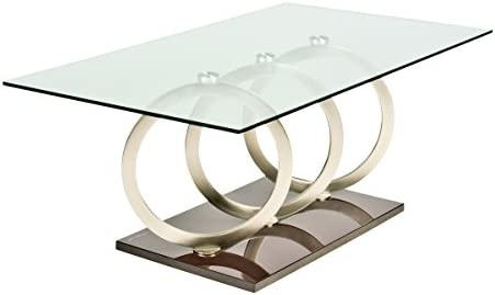 Joshua Steinberg – Elswood Glass Coffee Table