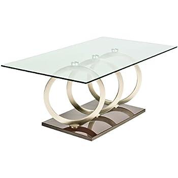 Amazon Com Joshua Steinberg Florence Coffee Table
