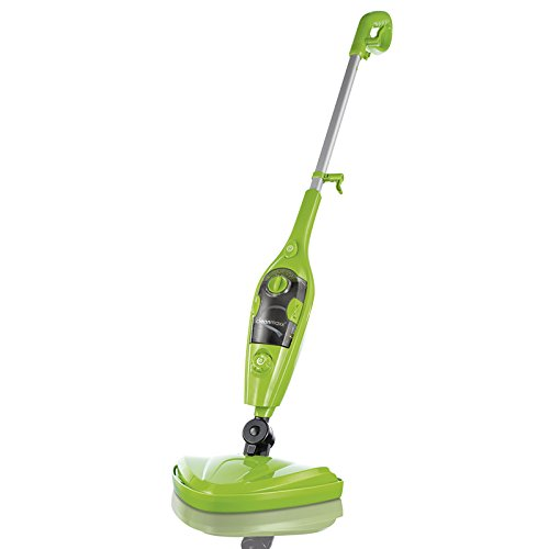 TV Unser Original 09268 cleanmaxx Dampfbesen 3-in-1, limegreen
