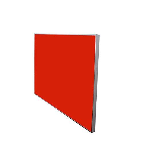 BGZ Mesa de comedor plegable multifuncional Instalacion de escritorio de pared Mesa caduca Mesa de cocina Mesa de computadora,rojo,Los 70 × 45cm