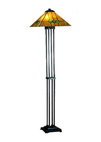 (63 Inch H Martini Mission Floor Lamp , Floor Lamps , Meyda)