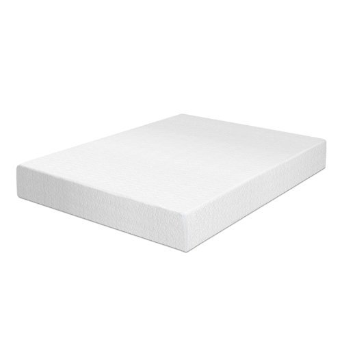 best price mattress 10 inch memory foam mattress and bed frame set queen ebay. Black Bedroom Furniture Sets. Home Design Ideas