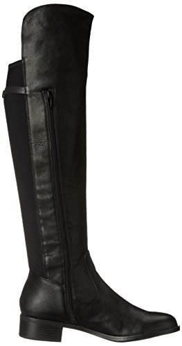 Boot Calvin Klein Black GLADYS2 Women's Riding qqwZ0I1x