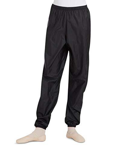 - Capezio Rip Stop Pant - Size Large, Black