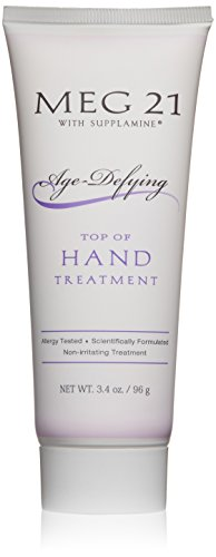 MEG 21 Age-Defying Hand Treatment Cream, 3.4 Oz