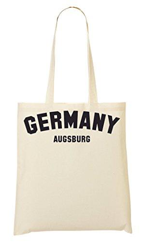 Sac à provisions Fourre Sac tout Augsburg ShutUp ISwxCHgq