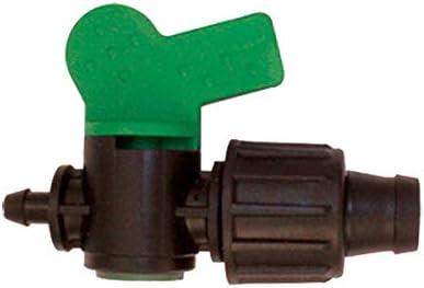 Drip,1//4Barb End Plug 10 Pk