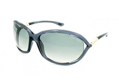 Tom Ford Lunettes de soleil pour femme Bleu JENNIFER TF8 0B5 61 16 ... 35610670c567