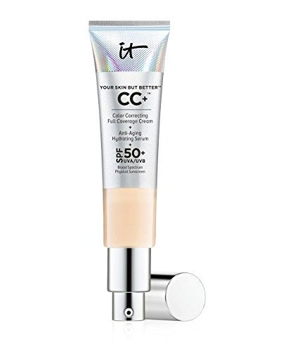 Your Skin But BetterTM CC Cream with SPF 50+ (Light) - 1.08 fl oz from It Cosmetics