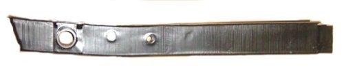 Mustang Rear Driver Side Frame Rail (Partslink Number FO1720101) ()