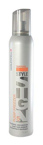 Goldwell Style Sign Texture unisex, Pump Freezer Haarlack 200 ml, 1er Pack (1 x 1 Stück)