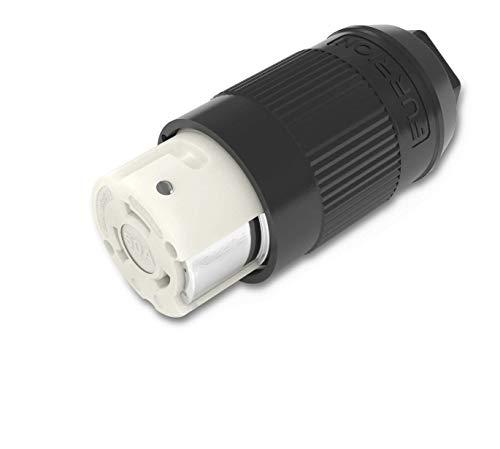 (Furrion 381684 Black 50A 125/250V Assembly Connector)