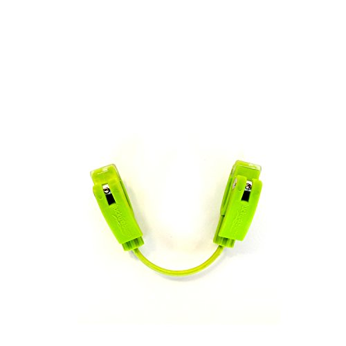 lucky-bums-easy-wedge-ski-connector-green