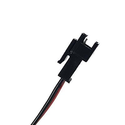Abrams ThunderEye Lightbar Replacment Modules - Corner Module - Blue: Automotive