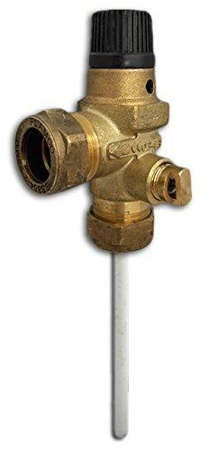 Albion UC003 Pressure & Temperature Relief Valve Albion Water Heaters