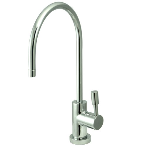 Kingston Brass KS8191DL Concord Single-Handle Water Filtration Faucet, Polished ()