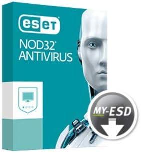ESET NOD32 Antivirus | 1 Dispositivo | 1 Año | ESD | Descargar | Email: Amazon.es: Software