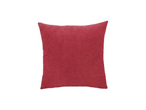 Arlee Tyler Textured Woven Toss Pillow, Brick