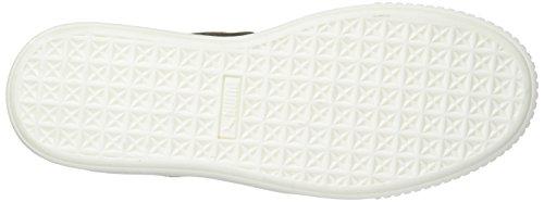 Cinturino In Pelle Scamosciata Womens Puma Wn Sneaker Oliva Notte-oliva Notte Marshmallow
