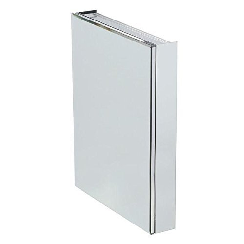 Pegasus 24-inch x 30-inch Recessed or Surface Mount Medicine Cabinet with Silver -