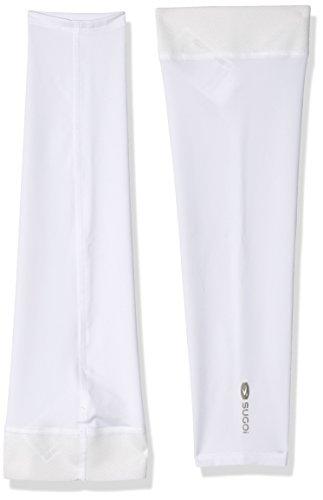 (SUGOi Arm Cooler, White, Large)